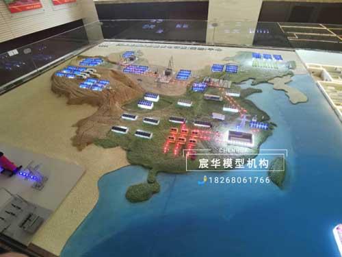 南京模型公司|能源发电模型 电力电网模型