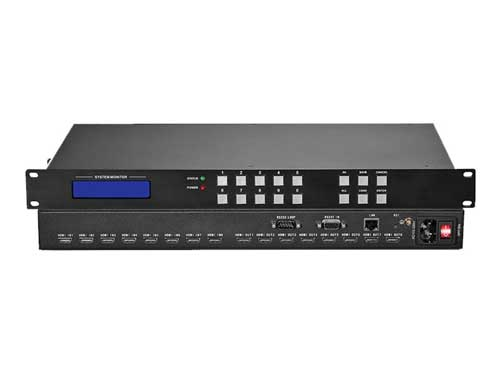 SBOLA 8进8出 HDMI高清矩阵(SD-HDMI0808)矩阵