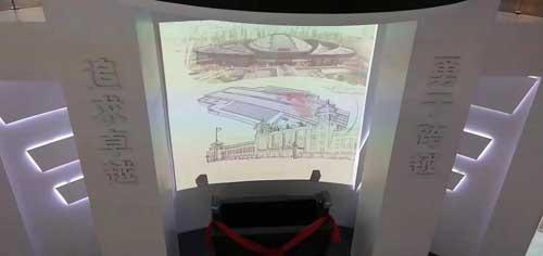 数字展馆设计_虚拟展馆设计