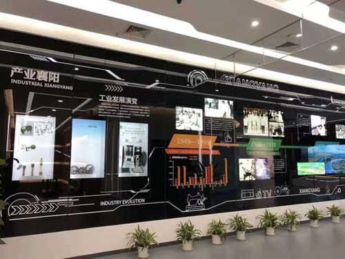 创新创意银行行史展馆设计 多媒体展馆方案
