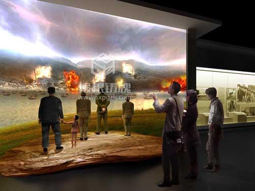 玉林消防安全教育展馆服务