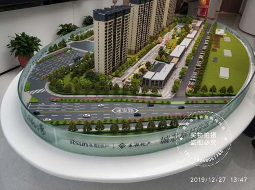 南京沙盘公司|弘阳.悦珑湾沙盘模型