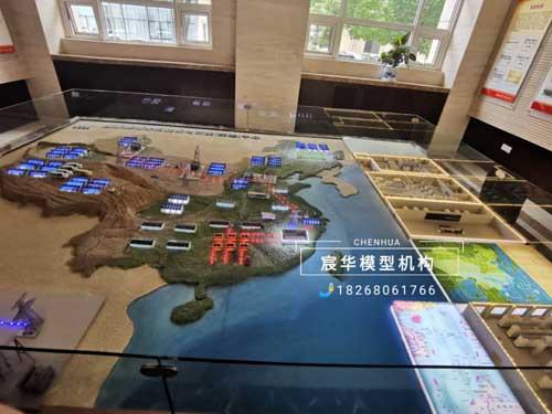 南京沙盘公司|电力模型能源发电模型