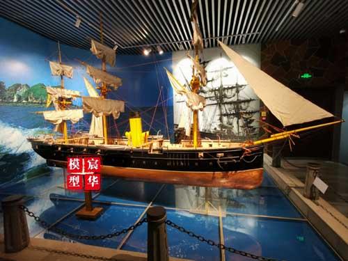 古船模型订制,军舰模型制作,南京模型公司生产订制各类船舶模型